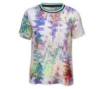 T-Shirt aus Viskose 'Fantasia' mischfarben