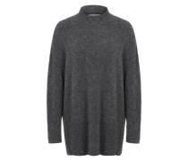 Oversized Pullover 'fern' grau