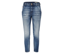 'Fayza-Evo' Jeans Tapered Fit 857F blue denim