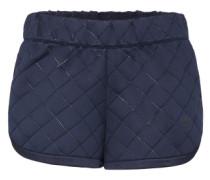 Kurzer Shorts dunkelblau