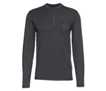 Shirt 'LM Jacks Base Henley LS Top' dunkelgrau