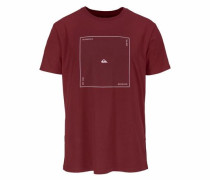 T-Shirt bordeaux