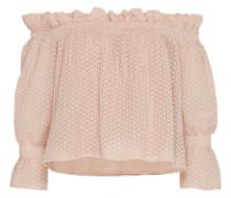 Off-Shoulder-Top 'vanessa' pink