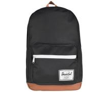 'Pop Quiz Backpack' Rucksack 45 cm Laptopfach schwarz