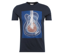 T-Shirt 'Introspective Guitar'