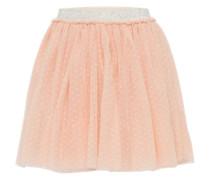Rock 'nitfebila Tulle Skirt Mini' puder