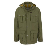 Livingstone Jacket MEN Funktionsjacke gelb / grün