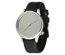 Armbanduhr 'Estelle Mirror' schwarz