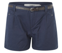 Chino-Shorts 'Vmboni' navy