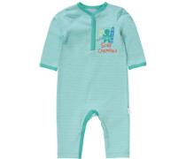 Baby Schlafanzug für Jungen mint