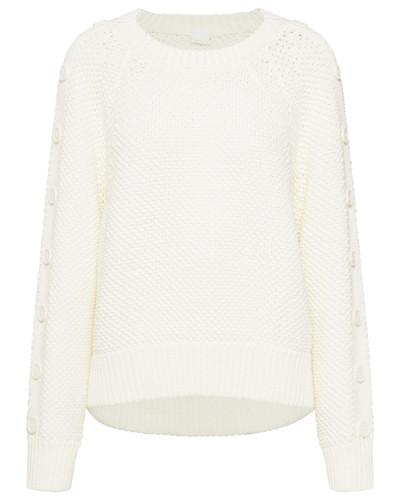 Pullover 'Ivanina' weiß