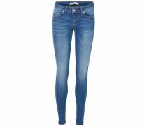Stretch-Jeans »Lux« blue denim
