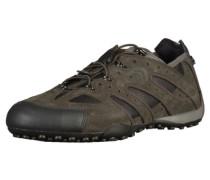 Sneaker dunkelbraun / grau