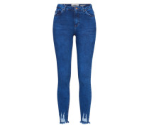 Jeans 'moonlight Catscratch' blau