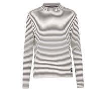Shirt 'Alva' beige / navy