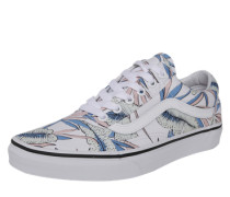 Sneaker 'UA Old Skool' mischfarben / weiß