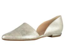 Slipper creme / silber
