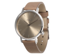 Armbanduhr 'Harlow' taupe
