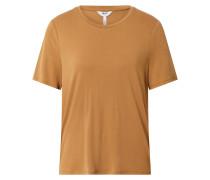 Shirt 'annie' cognac
