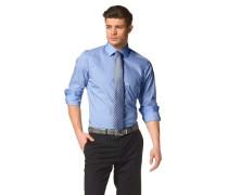 Businesshemd - Level 5 blau
