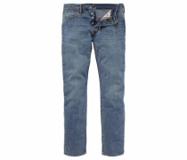 5-Pocket-Jeans '501' blue denim