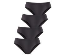 Jazzpants (4 Stck.) schwarz
