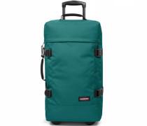 Reisetasche Authentic Collection Tranverz M 16 Double-Deck 2-Rollen grün