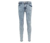 Jeans 'bright Blue RIP Skinny' blue denim