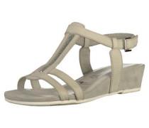Sandalen grau
