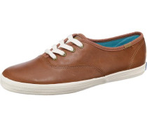 Champion Leather Sneakers braun