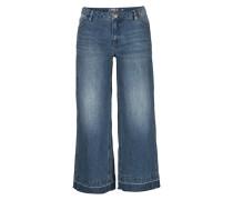 Weite Jeans »Bella« blau