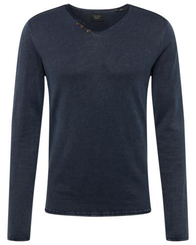 Pullover 'jprreturn Knit U-Neck'