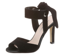 High Heel Sandale schwarz