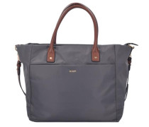 Nylon Medea Shopper grau