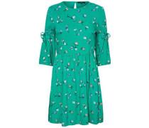 Kleid petrol / mischfarben
