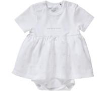 Baby Body Kleid weiß