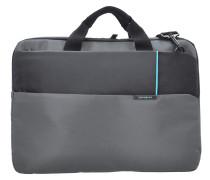 Qibyte Businesstasche 45 cm Laptopfach