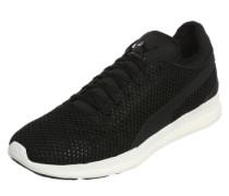Low Sneaker 'Ignite Sock Knit' schwarz / weiß