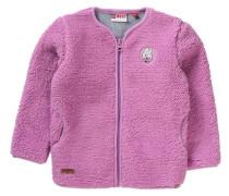Baby Fleececardigan für Mädchen pink