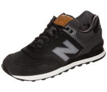 'ml574-Gpg-D' Sneaker schwarz
