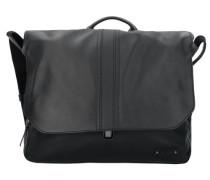 Gordon 1 Messenger Businesstasche Leder 37 cm Laptopfach