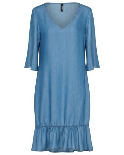 Kleid 'lyo' blue denim