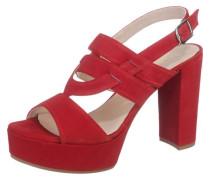 Sandaletten 'Vampi' rot