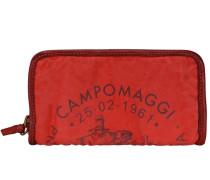 Geldbörse 21 cm rot