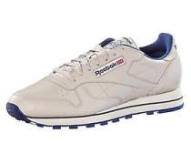 Classic Leather Sneaker Herren ecru / marine