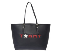 Shopper 'Honey Tommy Star' navy