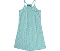 Kinder Jerseykleid grün