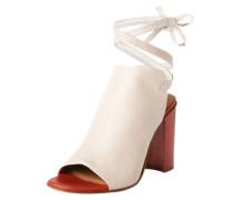 Sandaletten mit Blockabsatz 'Shani' beige