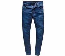 '3301' Tapered-fit-Jeans blue denim