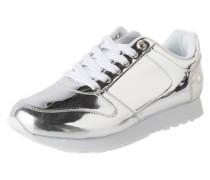 Sneaker 'BrebeckaL' grau / schwarz
